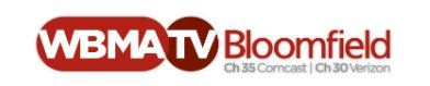 Bloomfield TV Logo