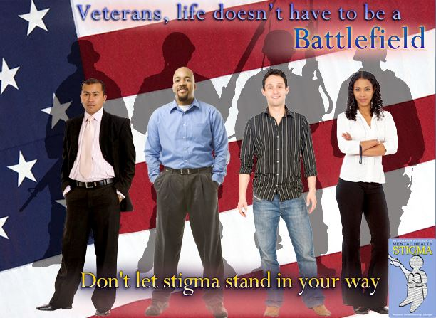 Veterans, life doesn't have to be a Battlefield